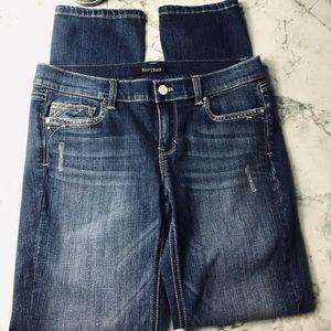 White House Black Market Womens Jeans size 6R